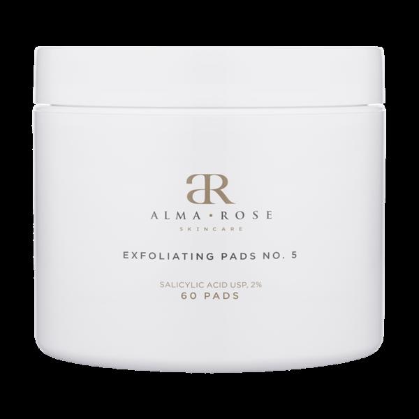 Exfoliating Pads No. 5