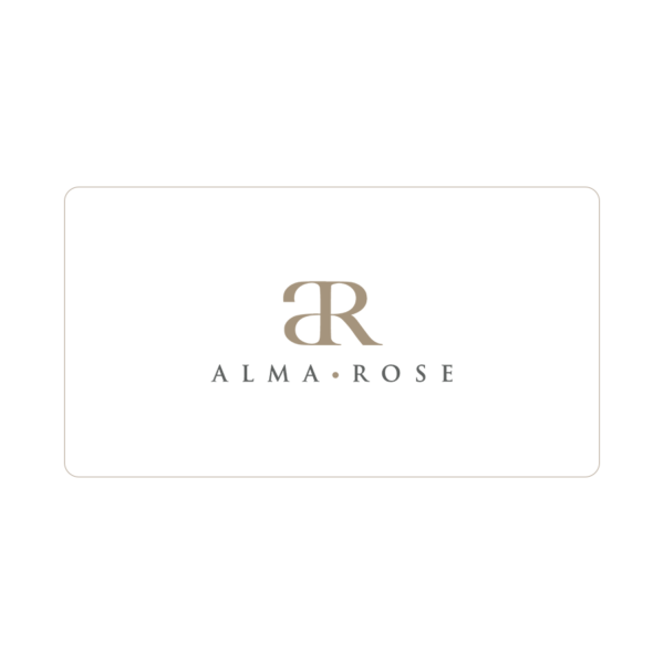Alma Rose gift card